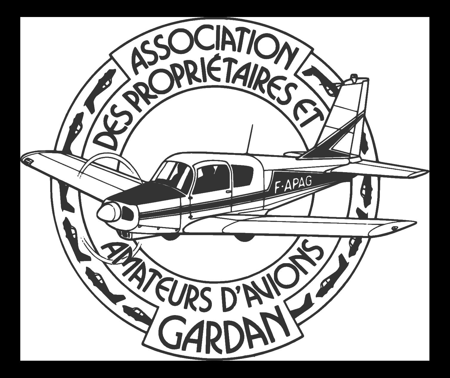 Logo Apag Noir