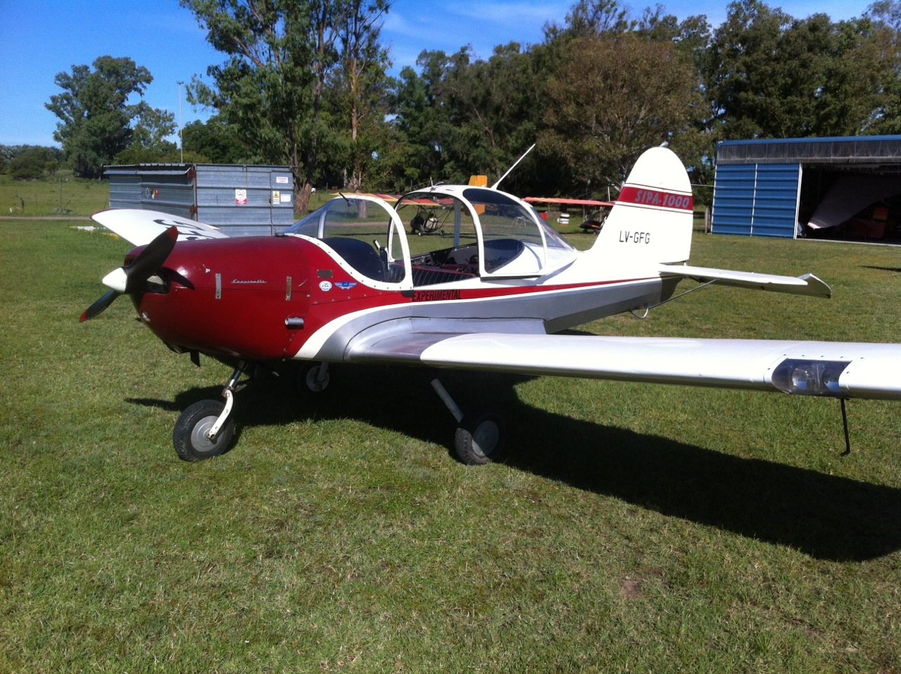 SIPA 1000 LV-GFG-4