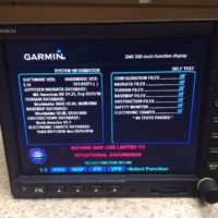 Garmin GMX-200 MFD TRAFFIC LATEST SW COMPLETE KIT