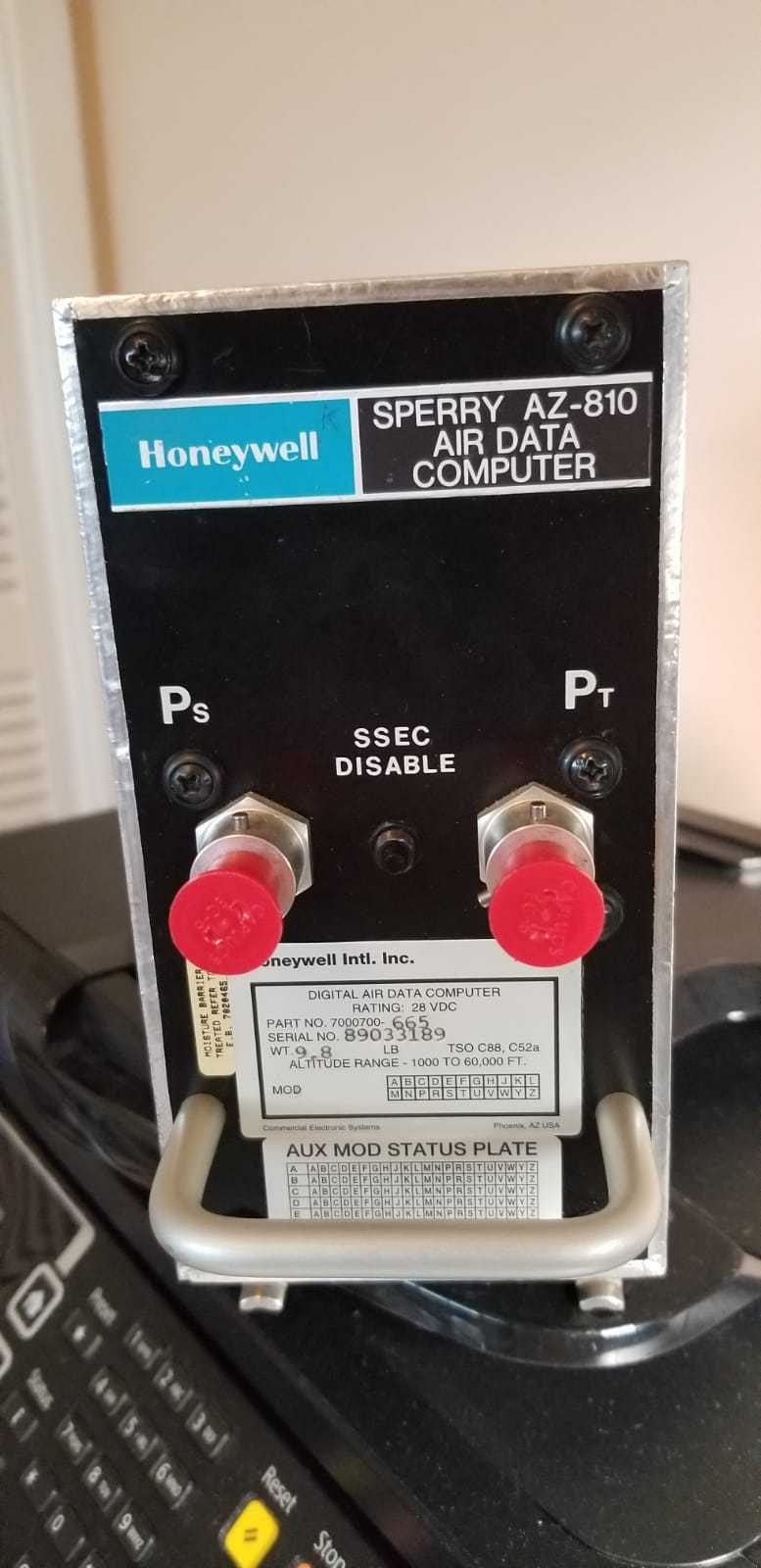 Brand new Honeywell - AZ 810