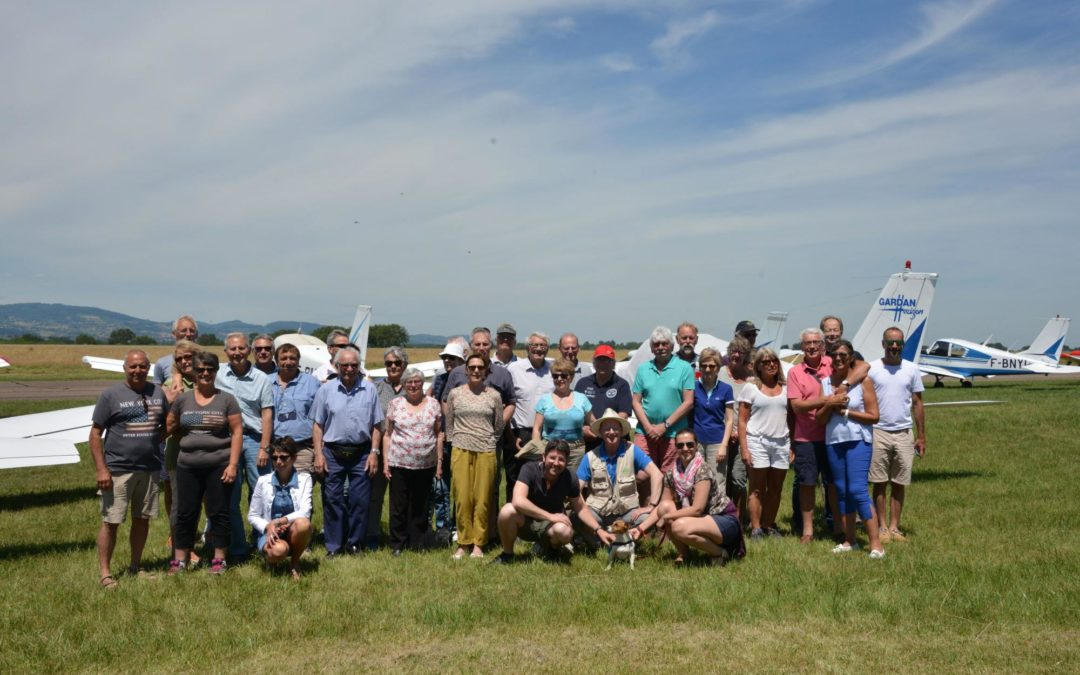 Apag's 2019 meeting at Roanne, reporting & pictures